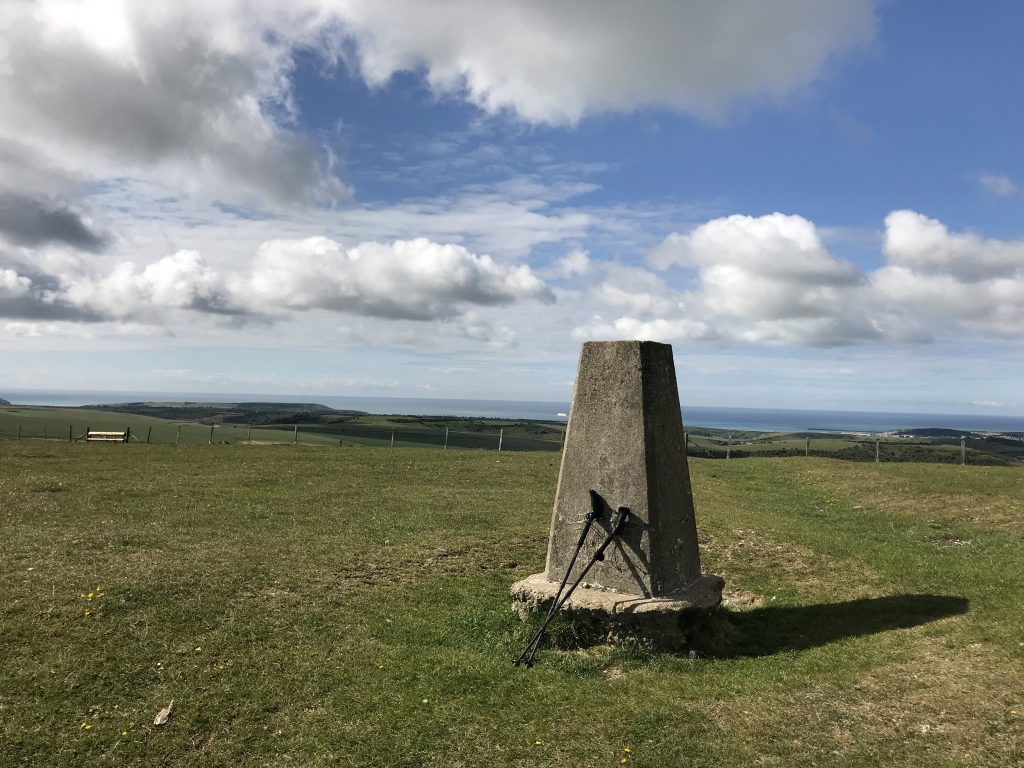pacerpoles & trig points