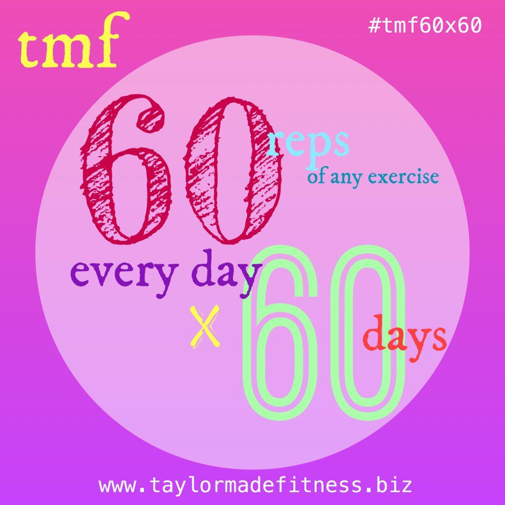 #tmf 60 x 60 challenge